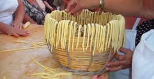 Rivista pasta > Pastaria 18 > Busiata e maccheroni
