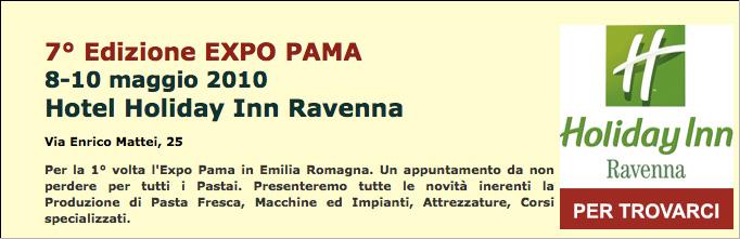 Expo Pama a Ravenna