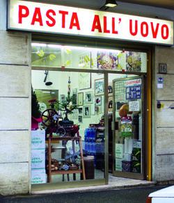 Pasta all\'uovo Carosi > Rivista sulla pasta Pastaria 12