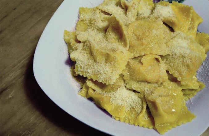 Tortelli > Rivista sulla pasta Pastaria