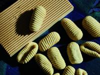 Rivista sulla pasta Pastaria 13 >> Malloreddus