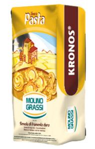 Semola Kronos per la pastificazione >> Rivista sulla pasta Pastaria 15