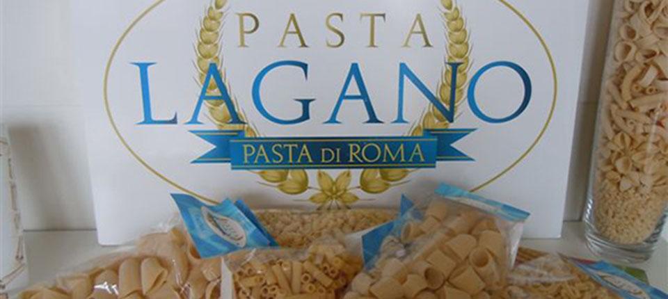 Pasta Lagano, pasta di Roma