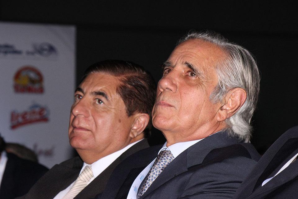 Carlos Airoldes and Simón Nóbile