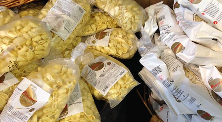 Il packaging della pasta alimentare: se ne parlerà al Pastaria Festival 2020