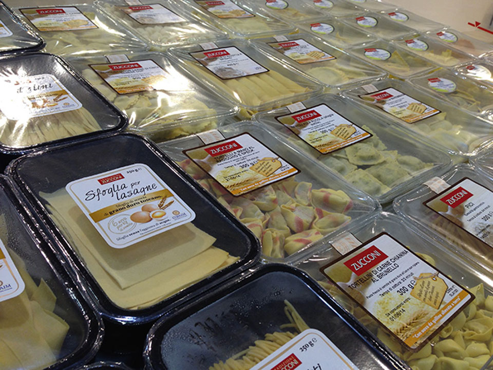 Selling pasta abroad: the role of export marketing