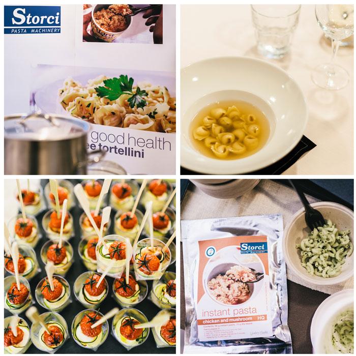 Sulla bocca di tutti: evento food blogger in Storci
