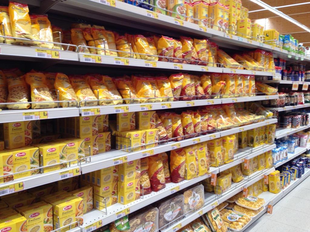 Effetto Covid, sulle paste pesa il fermo Horeca e il rischio frenata dell'export
