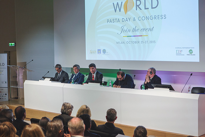World Pasta Day & Congress: il mondo della pasta guarda al futuro