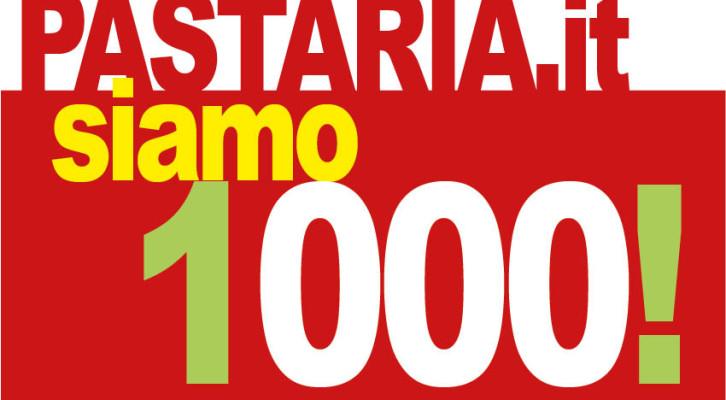 Siamo 1000!