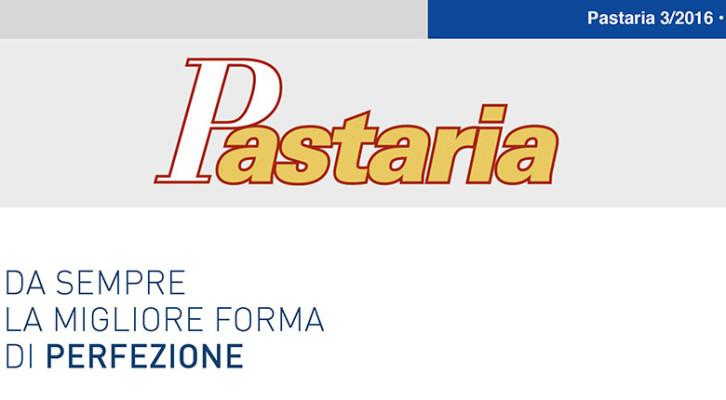 Pastaria 3/2016 è on line. Con grandi novità