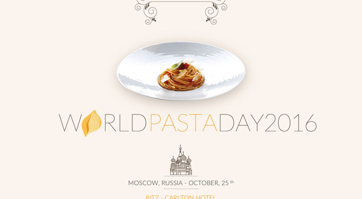 World Pasta Day on October 25