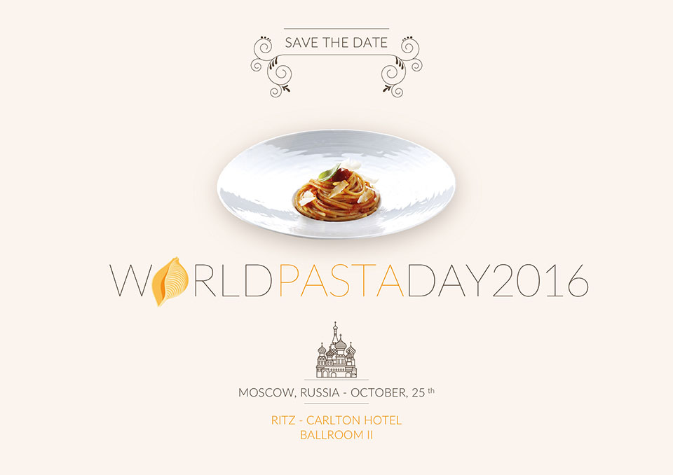 World Pasta Day on October 25