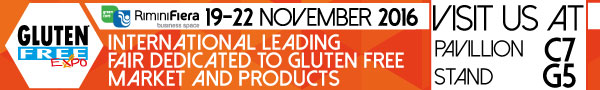 Entra gratis al Gluten Free Expo con Pastaria