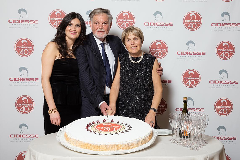 40 anni di successi per Cidiesse Engineering
