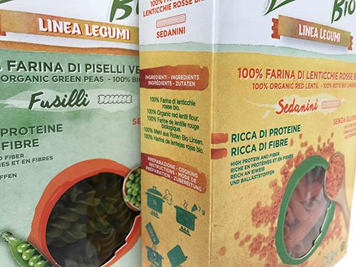 Andriani sviluppa una nuova filiera di legumi sostenibile