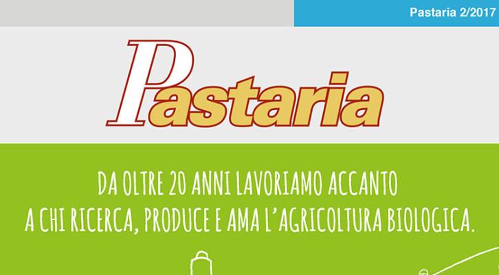 Pastaria 2/2017 è on line. Scaricalo subito gratuitamente!
