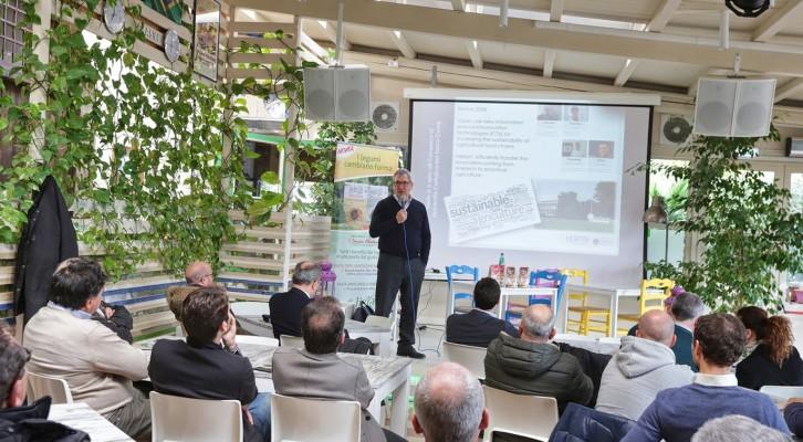 Andriani, una nuova filiera di legumi sostenibile
