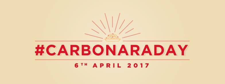 Si celebra oggi su Twitter il #CarbonaraDay