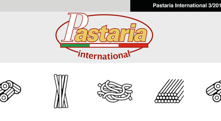 Pastaria 3/2017 now on line. Download it now, it's free