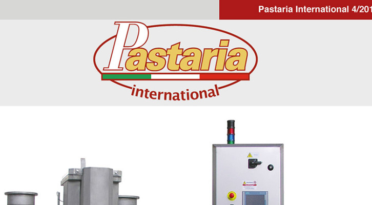 Pastaria 4/2017 now on line. Download it now, it's free