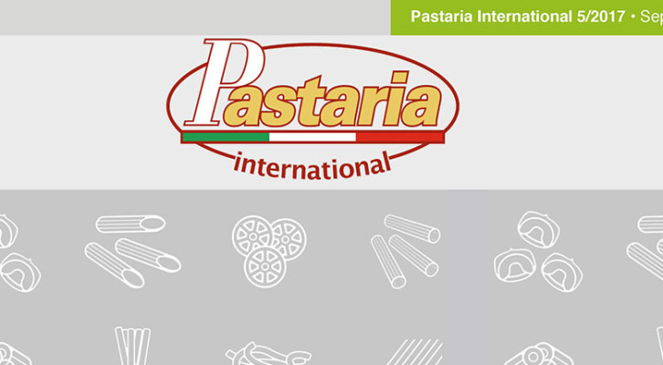 Pastaria 5/2017 now on line. Download it now, it's free