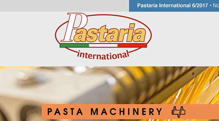 Pastaria 6/2017 now on line. Download it now, it's free