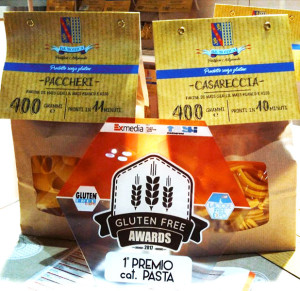 L'eccellenza della pasta Gluten free ha la sua eccellenza