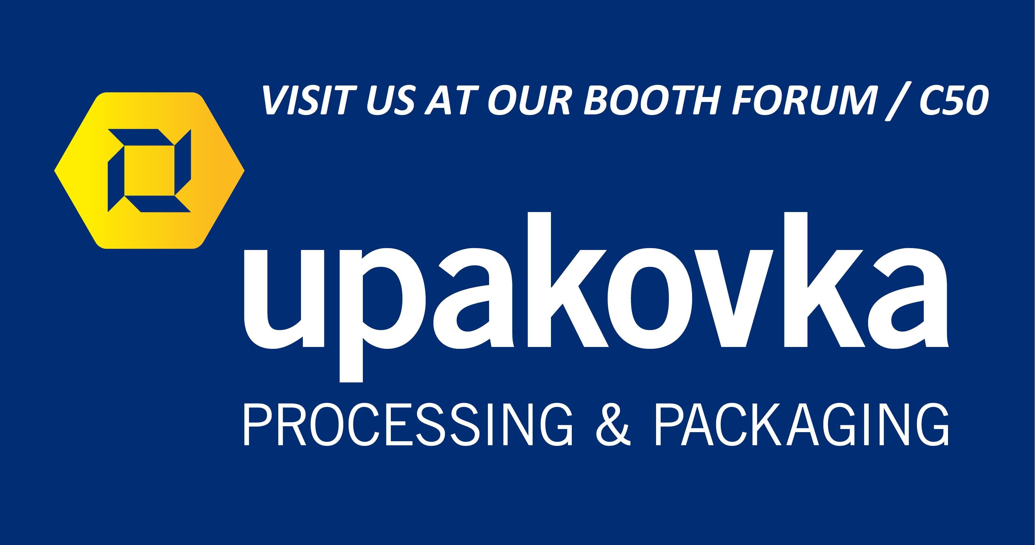 PTG exhibitor at Upakovka