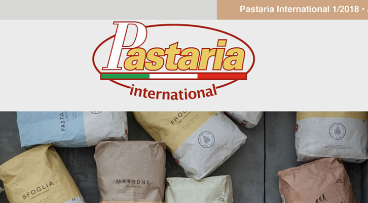 Pastaria 1/2018 now on line. Download it now, it's free