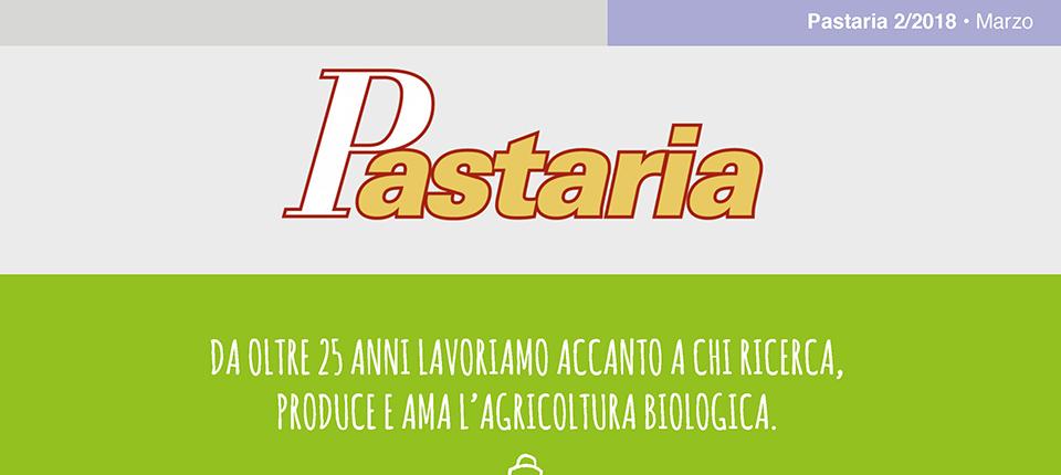 Pastaria 2/2018 è on line. Scaricalo subito gratuitamente!