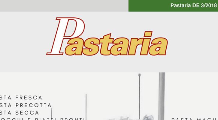 Pastaria 3/2018 è on line. Scaricalo subito gratuitamente!
