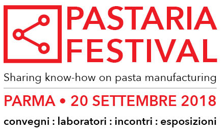 Guido Barilla, Riccardo Felicetti, Fabio Fontaneto e Giovanni Rana: grandi nomi all'apertura del Pastaria Festival 2018