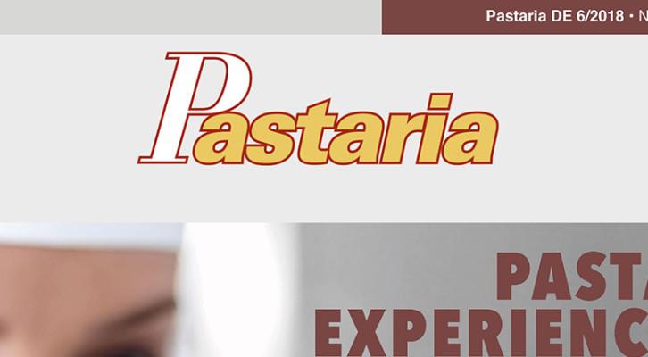 Pastaria 6/2018 è on line. Scaricalo subito gratuitamente!