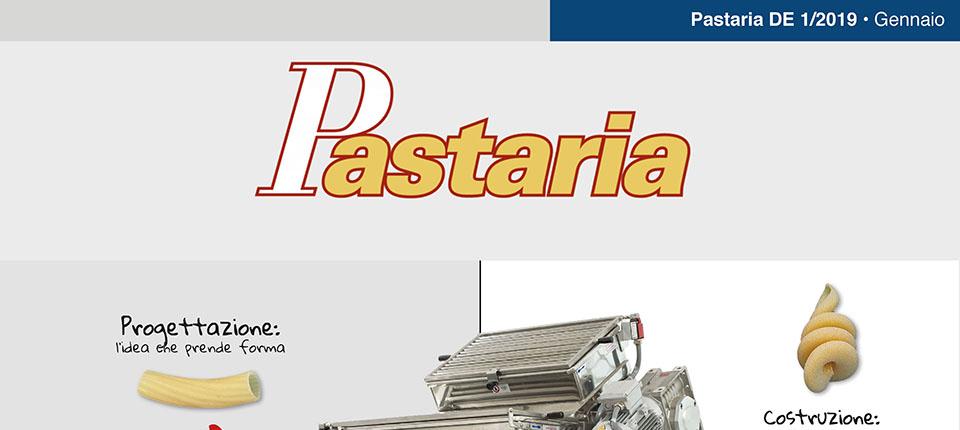 Pastaria 1/2019 è on line. Scaricalo subito gratuitamente!