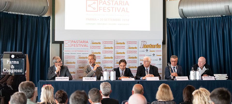 27 settembre 2019: torna il Pastaria Festival