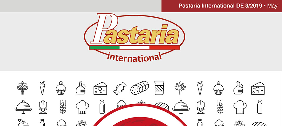 Pastaria 3/2019 now on line. Download it now, it's free