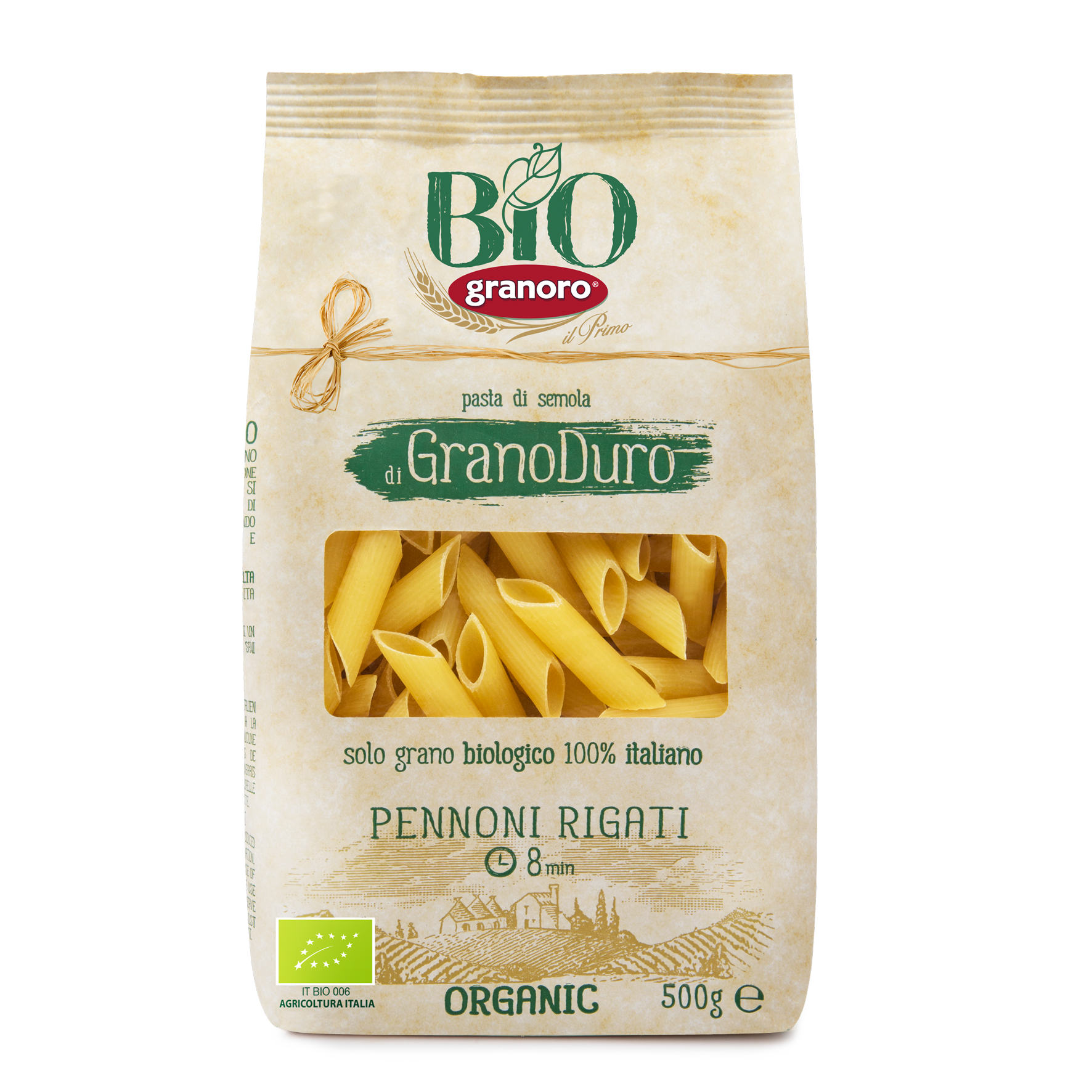 GRANORO, IL PACKAGING DIVENTA SOSTENIBILE