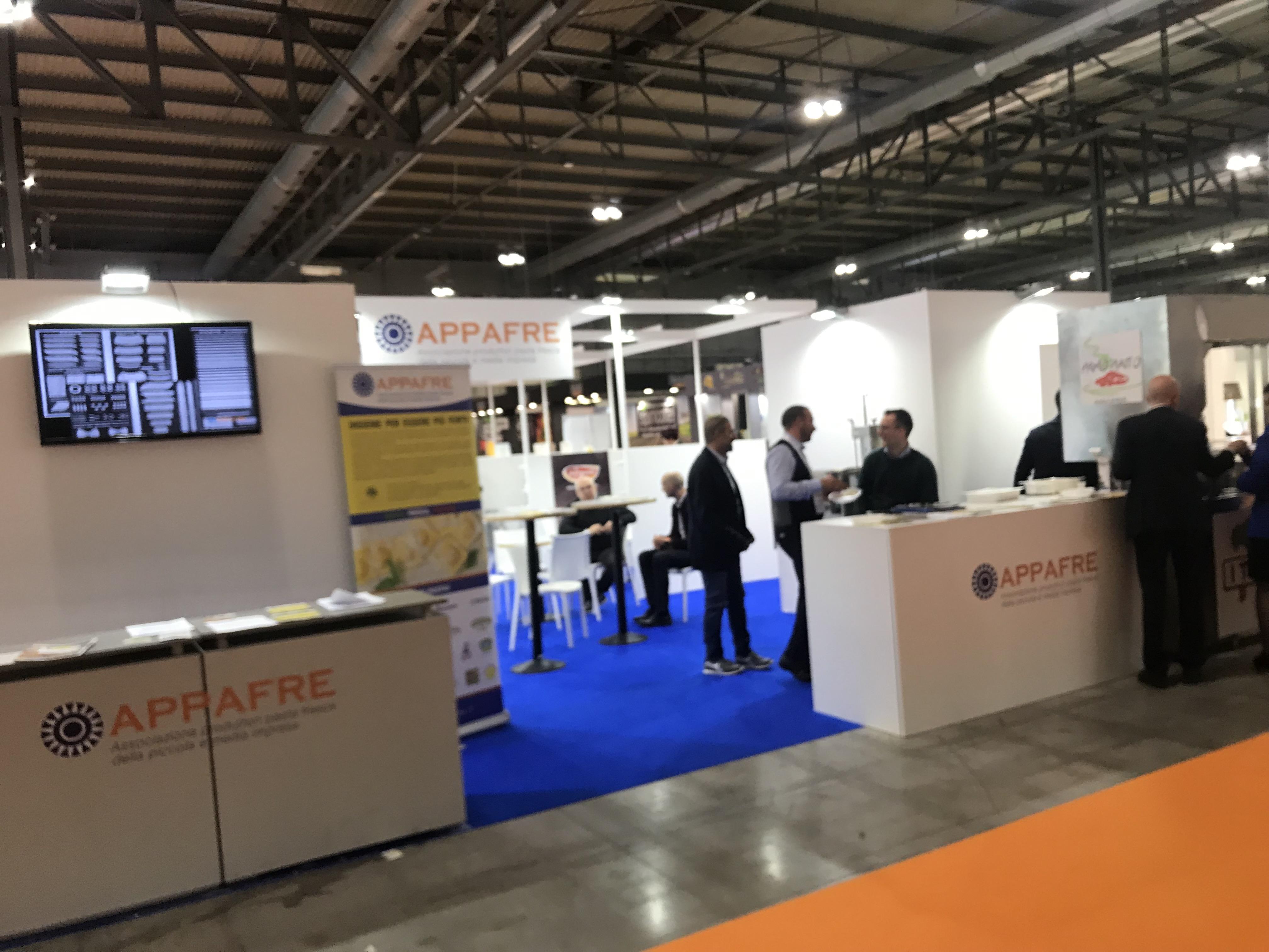 Innovazione di prodotto: dalla tradizione al mercato. Il convegno APPAFRE al Pastaria Festival 2019