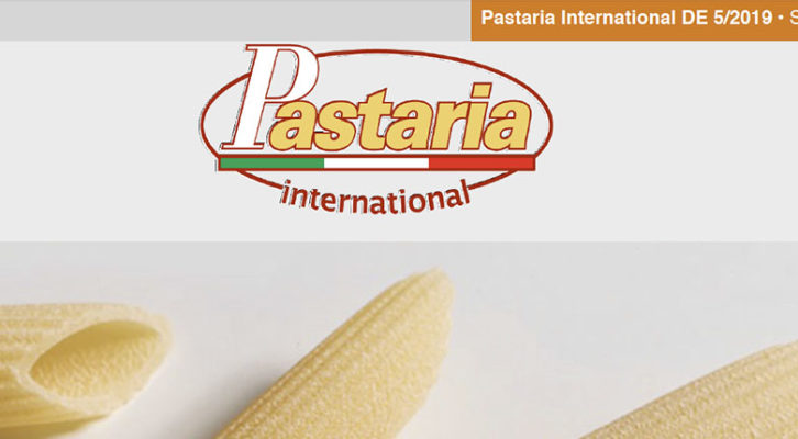 Pastaria 5/2019 now on line. Download it now, it's free