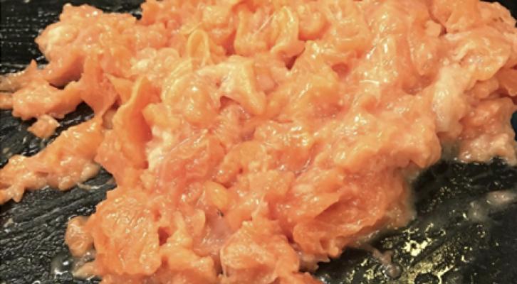 I derivati di salmone di Saporitalia al Pastaria Festival 2019