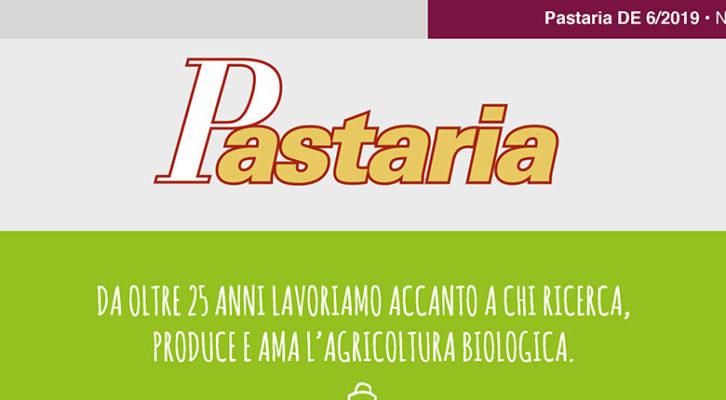 Pastaria 6/2019 è on line. Scaricalo subito gratuitamente!