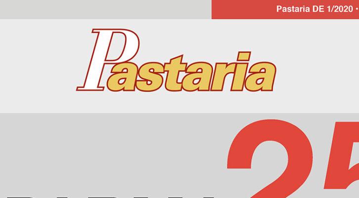 Pastaria 1/2020 è on line. Scaricalo subito gratuitamente!