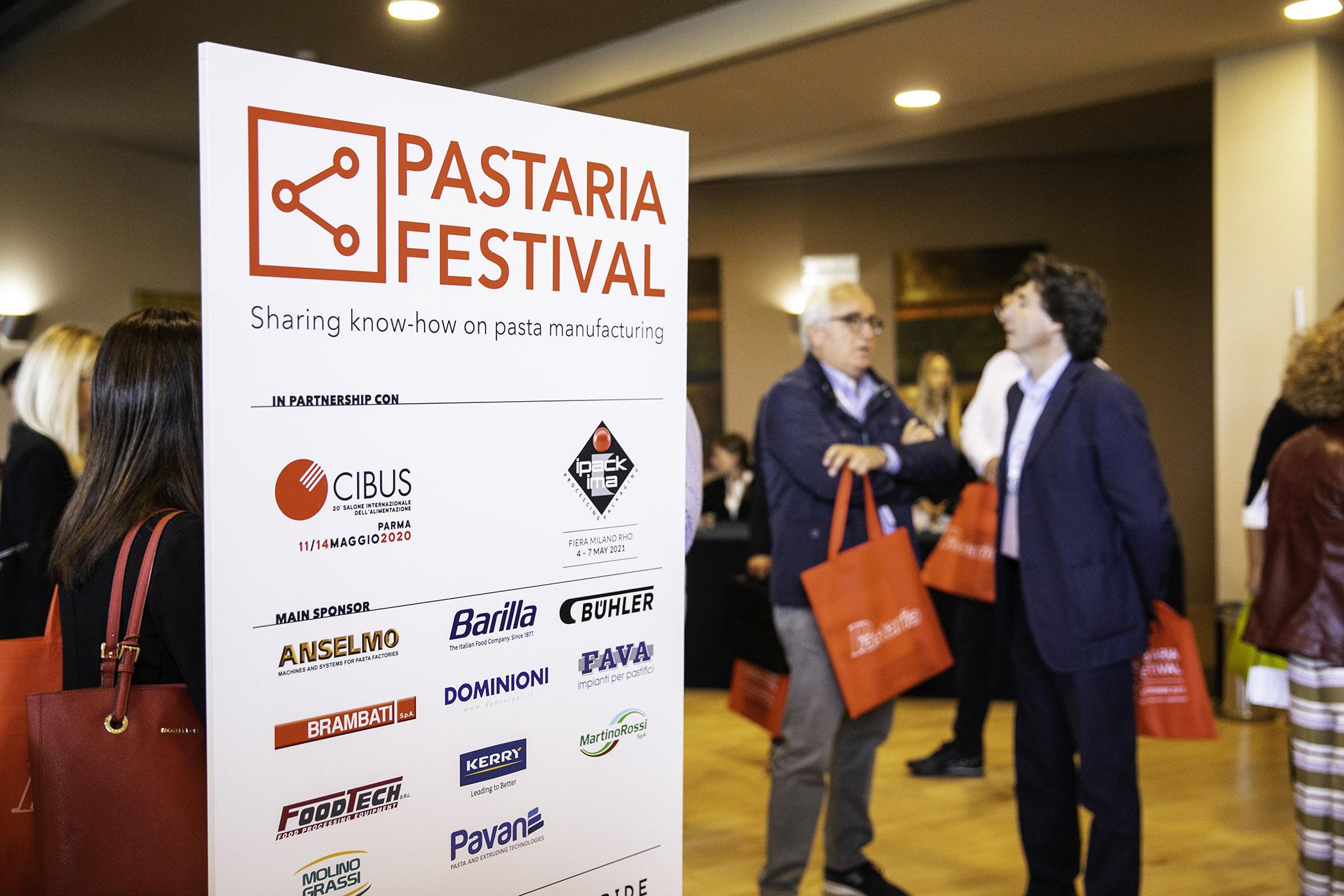 On-line il Pastaria Festival 2020