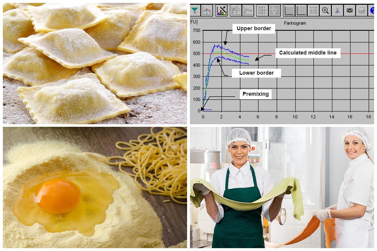 """Corso """"Ingredienti e processi delle paste fresche"""" organizzato Bakery and Pasta Consulting"""