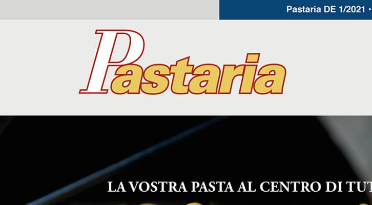 Pastaria 1/2021 è on line. Scaricalo subito gratuitamente!